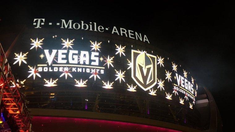 T-Mobile Arena November 22, 2016