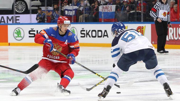 Team Russia Vadim Shipachyov
