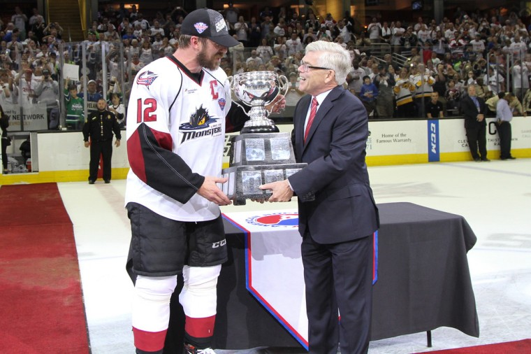 Ryan Craig AHL Lake Erie Monsters