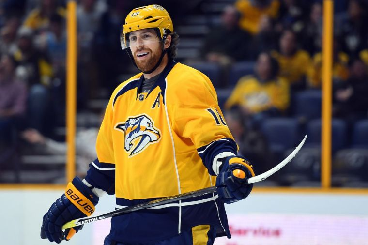 Nashville Predators James Neal